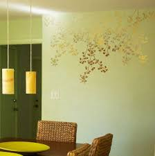 bedroom bedroom wall stencils tree design master decals es stickers writing ideas winning stencil