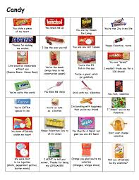 clever candy sayings 20 sweet candy gift ideas 2018