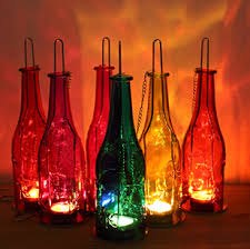 How To Decorate Beer Bottles Free shipping fashion metal beer bottle candle holder decoration 23