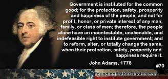 John Quincy Adams Quotes Extraordinary John Adams Quote Posterity You