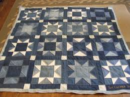 jeans quilt | Tim Latimer - Quilts etc & Published September 28, 2012 at 2592 × 1944 in Lots of Quilts Adamdwight.com