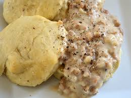 Simple Homemade Vegan Country Style Pepper Sausage Gravy Country Style Gravy Recipe