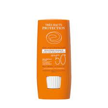 Avene <b>Солнцезащитный стик</b> для чувствительных зон, SPF50+, 8 г
