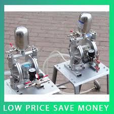 <b>Aluminum alloy</b> Mini High Pressure Ink Diaphragm Pump /Two-Way ...