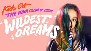 Kids Get The Hair Color Of