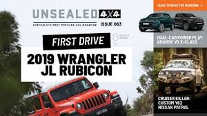 2019 All Terrain Tyre Buyers Guide Unsealed 4x4 Issue 063