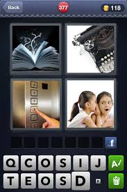 4 pics 1 word answer for level 377