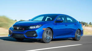 2018 Honda Civic Si Review: 'Bargain' Doesn't Do It Justice - The ...