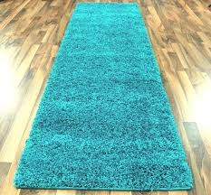 blue runner rug catchy royal with aqua green rugs blue runner rug