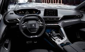 2017 Peugeot 5008 unveiled:: first large seven-seat SUV headed for ...