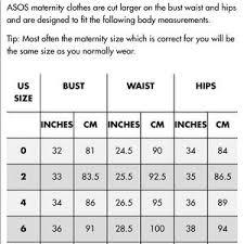 Asos Clothing Size Chart Asos Maternity Cage Insert Bodycon Dress Cream Nwt