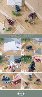 Christmastree In Ring Weihnachtsdeko Geschenke