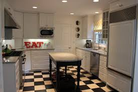 Kitchen Recessed Lighting White Ceiling With Recessed Lighting Also White Cabinetry With