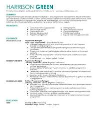 Administrator Resume Examples Management Resume Examples Management Sample Resumes Livecareer
