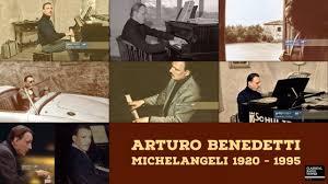 Arturo Benedetti Michelangeli - Images (Book 1), 1 Reflets dans l'eau of  Debussy - YouTube