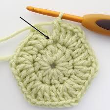 Hexagon Crochet Pattern Stunning 48 Free EasyPeasy Crochet Hexagon Patterns