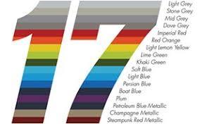 Gerber Technology Announces 17 New Vinyl Colors