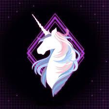 dark unicorn background image