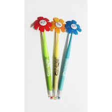 fancy office supplies. Pulpen Bunga / Fancy Pen Cute Flower Unik Office Supplies