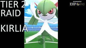 Pokémon Go GAMEPLAY Kirlia Tier 2 Raid Boss Battle - Single Trainer - No  Commentary - YouTube