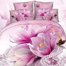 3d fl bedding sets 3d pink bedding sites