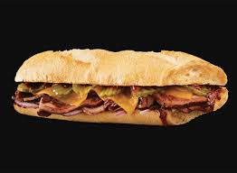 I Tried The Quiznos Pit Smoked Brisket Sandwich Eat This