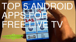 watch live tv free. Exellent Free Top 5 Apps To Watch Free Live TV On All Android Devices Intended Tv A