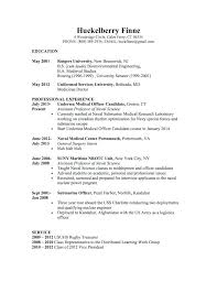 Best Solutions Of Stanford Business School Resume Template 9 Resume