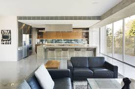 Interior Design Modern Simple Living Dining Room White Of Modern
