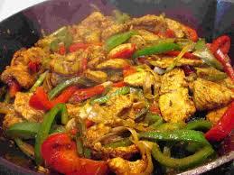 The Best Mexican Chicken Fajitas Recipe- Cooking Chicken Fajitas ...