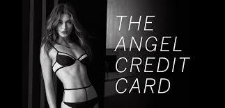 victoria s secret angel credit card
