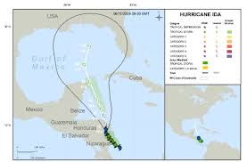 Ida formed on november 4 in the southwestern caribbean, and within 24 hours struck the nicarag. Hurricane Ida Gc Capital Ideas