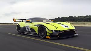 2018 Aston Martin Vulcan Amr Pro Top Speed