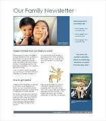 family newsletter new printable newsletter template free family kindergarten weekly