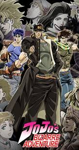 <b>JoJo's Bizarre Adventure</b> (TV Series 2012– ) - IMDb