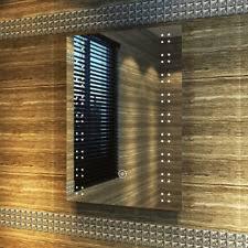 bathroom mirrors with lights. 500x700mm led bathroom mirror with lights demister pad | anti-fog waterproof mirrors