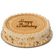 2kg Butterscotch Birthday Cake In Uae Gift 2kg Butterscotch Birthday