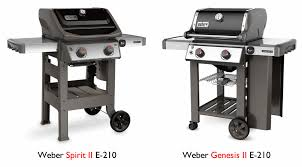 Weber Bbq Comparison Chart Weber Spirit Vs Genesis Whats The Difference