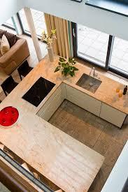 small u shaped kitchen layout