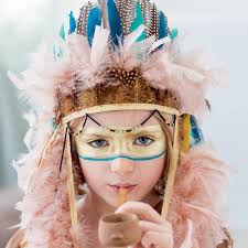 diy homemade indian costume marie claire inspiration