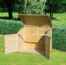 Coffre De Jardin En Pin Mod Le Topaze 900l