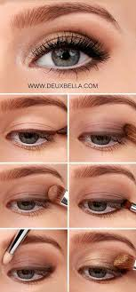 step by step eye makeup how to this site has lots of video tutorials from professional makeup artists easy natural everyday tutorials and ideas for