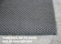 can you use carpet padding under an area rug carpet