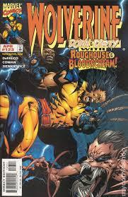 wolverine 1988 1st series 123