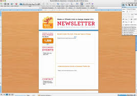 Microsoft Office Word Newsletter Templates Word Newsletter Template Latter Example Template