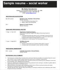 Social Work Resume Templates Best 28 Social Work Resume Templates PDF DOC Free Premium Templates