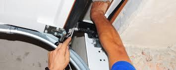 7 symptoms of worn out garage door springs