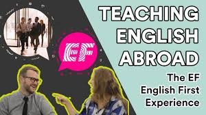 Teach Graphic Design Abroad Teach English Abroad The Ef English First Experience
