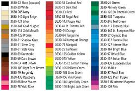 3m Scotchcal Vinyl Color Chart Scotchcal Translucent Graphic Film Series 3630