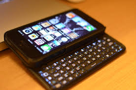 BEST Keyboard Case for  iPhone 5 5S Boxwave Keyboard buddy